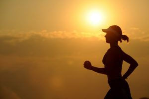 Excercise reduces stress